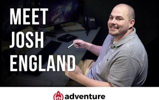 Meet Josh England