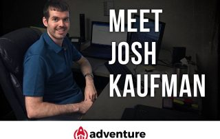 Meet Josh Kaufman