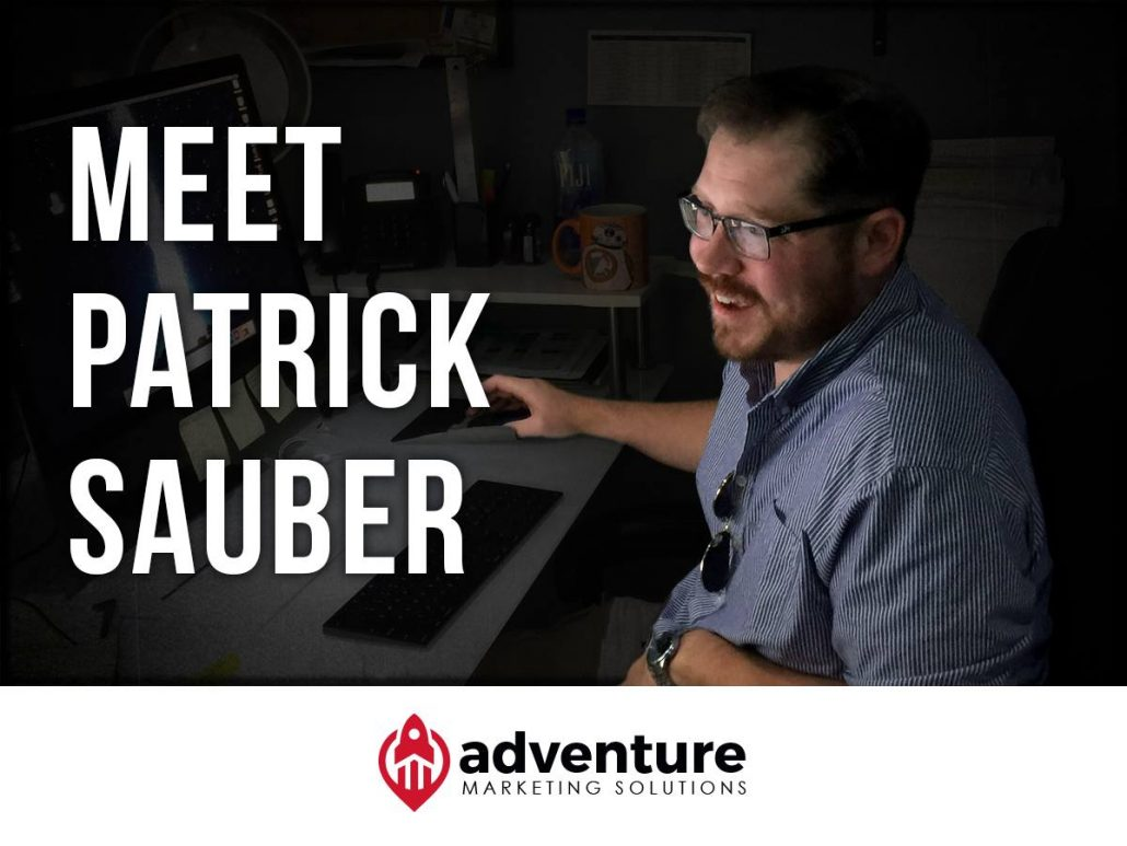 Meet Employee Patrick Sauber