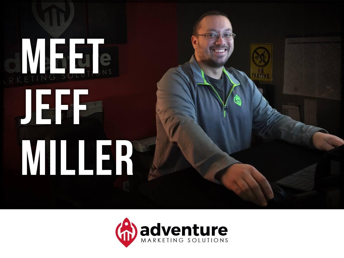 Meet the Employee: Jeff Miller