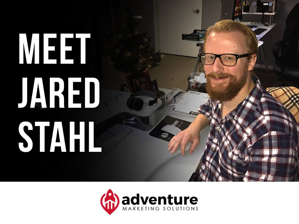 Meet the Employee: Jared Stahl
