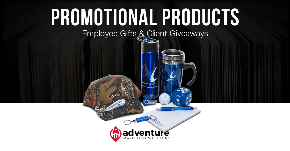 Project Recap: Carus Promotional Products