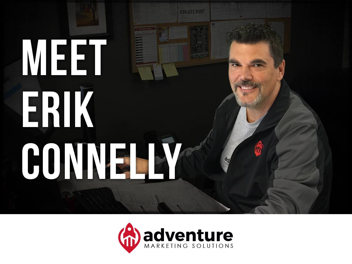 Meet the Employee: Erik Connelly