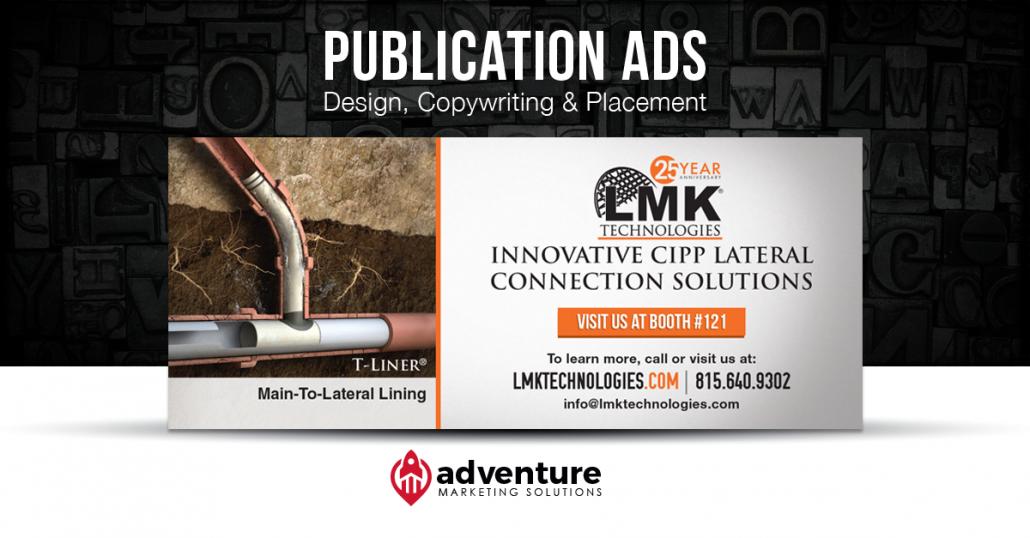 Project Recap LMK Technologies Ad