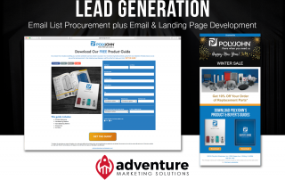 Project Recap PolyJohn Lead Generation