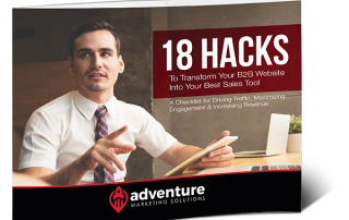 18 Hacks to Transform Your B2B Website