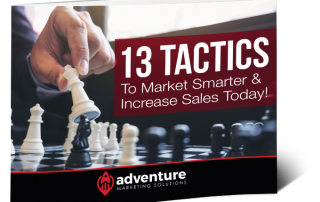 13 Tactics to Market Smarter & Increase Sales