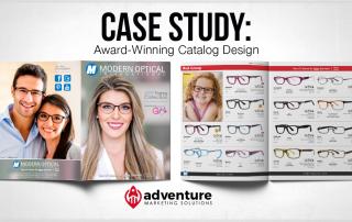 Case Study Modern Optical International Catalog
