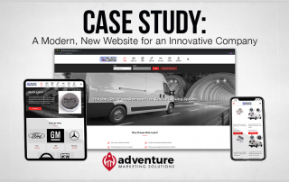 Case Study Slick Locks Website