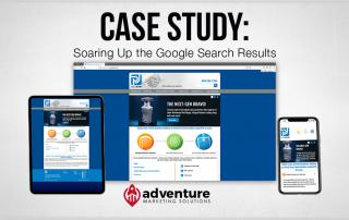 Case Study: PolyJohn SEO