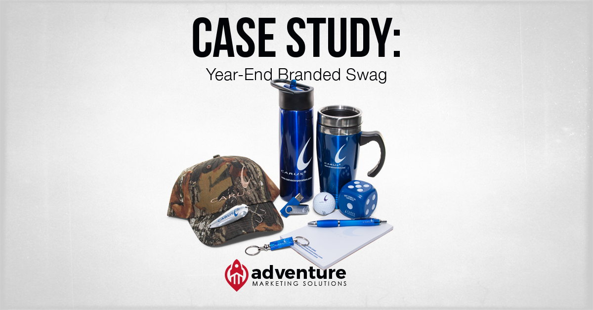 Case Study: Carus Promotional Products
