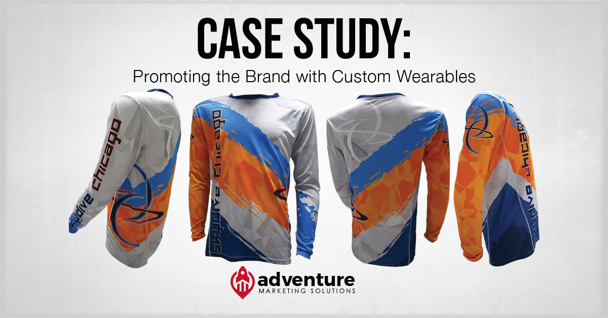 Case Study: The Drop Shop Dye-Sublimated Jerseys