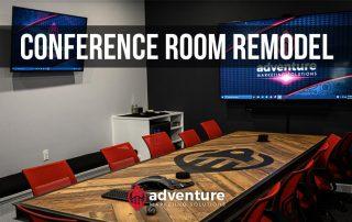 Conference Room Remodel 1
