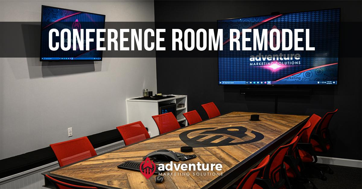 Check Out Our New Conference Room!